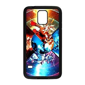 Custom Pokemon Desgin Carton TPU Case Cover Unique Durable Hard Plastic Case Cover for Samsung Galaxy S5