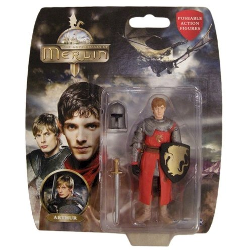 The Adventures of Merlin Gifts Prince Arthur Action Figure