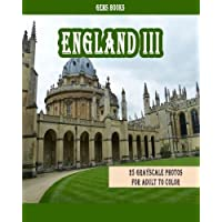 England Coloring Book: 3