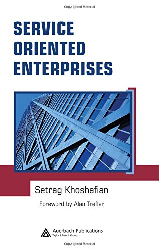 Service Oriented Enterprises by Brand: Auerbach Publications