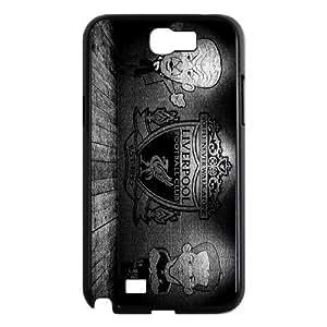 Samsung Galaxy Note 2 N7100 Phone Case Liverpool Logo F5Q7055