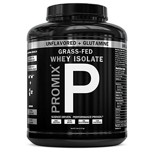Undenatured Protein Glutamine Unflavored Servings