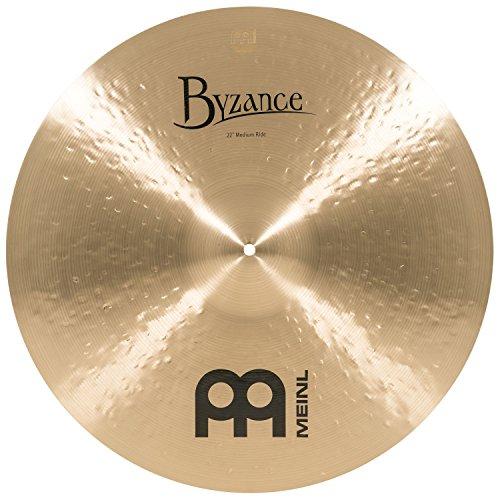 Meinl Cymbals B22MR Byzance 22-Inch Traditional Medium Ride Cymbal (VIDEO)