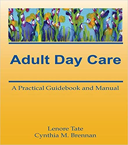 All personal Adult day care activities