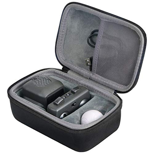 co2CREA Hard Travel Case for Boxer Interactive A.I. Robot Toy Personality & Emotions (Black Case)