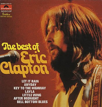 (The Best Of Eric Clapton)