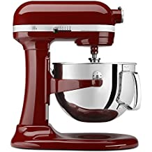 KitchenAid KP26M1XGC 6 Qt. Professional 600 Series Bowl-Lift Stand Mixer - Gloss Cinnamon