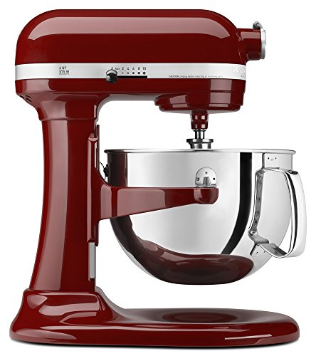 KitchenAid KP26M1XGC Gloss Cinnamon 6-quart Stand Mixer