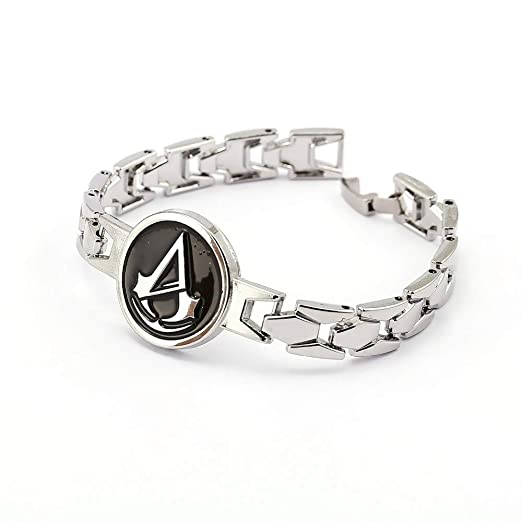 Mct12 - MS Jewelry Assassins Creed Bracelet Connor Cross ...
