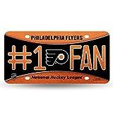 NHL Bling #1 Fan Metal Auto Tag