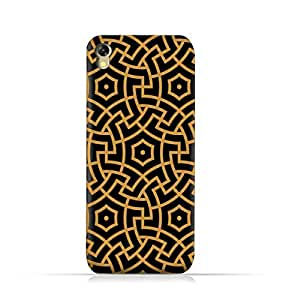 Infinix Hot 5 X559 TPU Silicone Protective Case with Morocco Traditional Arabic Pattern