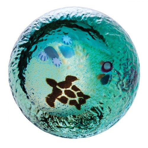 Caithness Glass, Fermacarte in vetro a forma di tartaruga U14071