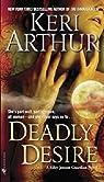 Riley Jenson, tome 7 : Désir mortel par Arthur