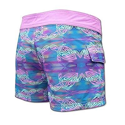 "Tormenter Ladies Women's Girls Boardshorts 3 ½"" Inseam at Women's Clothing store"