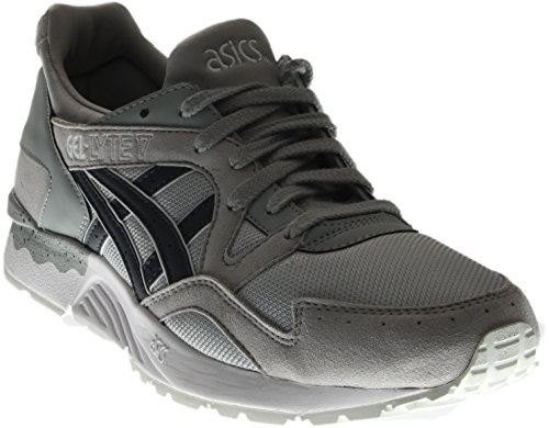 Onitsuka Tiger by Asics Unisex Gel-Lyte V Light Grey/India Ink Sneaker