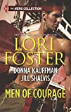 Men of Courage (Trapped! / Buried! / Stranded!) by Lori Foster front cover