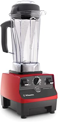 Vitamix CIA Professional Series Blender, Red