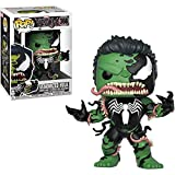 Funko Venomized Hulk: Venom x POP! Marvel Vinyl Figure & 1 PET Plastic Graphical Protector Bundle [#366 / 32690 - B]