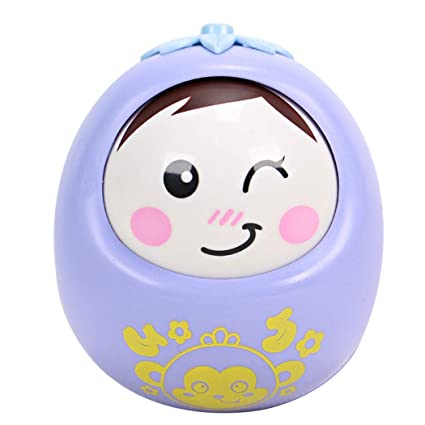 SIPLIV Roly-Poly Toy Adorable Tumbler Doll Juguete para ...
