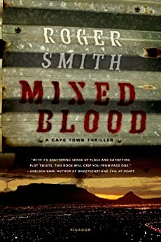 Mixed Blood: A Thriller by [Smith, Roger]