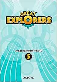 Great Explorers 5: Teacher's Resource CD-ROM