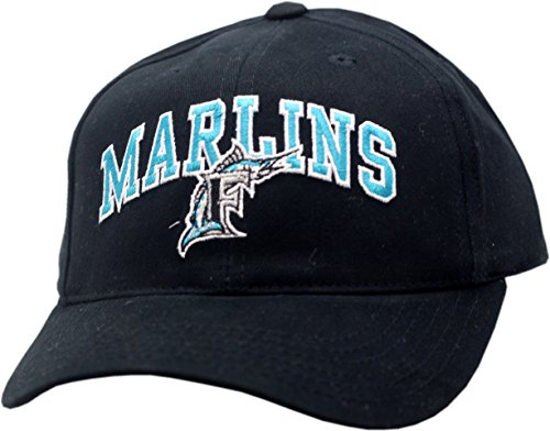 - Florida Marlins Youth Snapback Hat Arched Logo 11765
