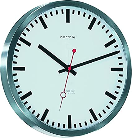 Amazon.com: Grand Central del hermle Reloj de pared SKU ...