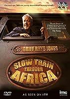 Griff Rhys Jones - Slow Train Through Africa