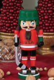 Clever Creations USA Hockey Nutcracker