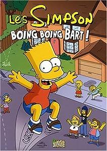 "Afficher ""Les Simpson n° 5 Boing boing Bart !"""