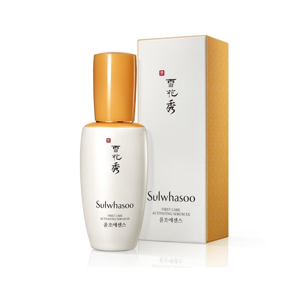 �ล�าร���หารู��า�สำหรั� Sulwhasoo First Care Activating Serum EX