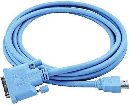 Gefen CI CAB-DVI2HDMI-LCK-06MM DVI to HDMI Cables