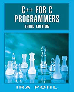 C++ For C Programmers, Third Edition (3rd Edition)