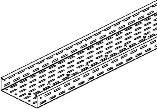 Niedax Kabelrinne RL 60.200 sendzimirverzinkt RL Kabelrinne/Weitspannkabelrinne 4013339219803