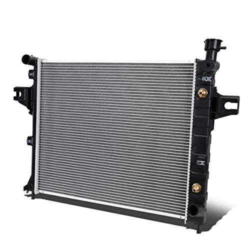 - For 01-04 Jeep Grand Cherokee 4.7 AT OE Style Full Aluminum Core Radiator DPI 2336