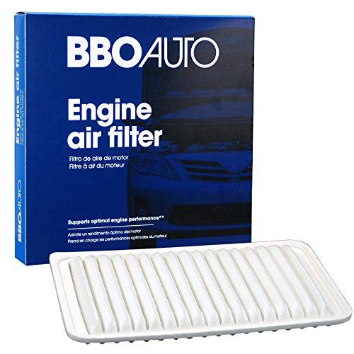 BBO AUTO BCA9360 Engine Air Filter – Fits Toyota Camry, Highlander, Sienna, Solara | Lexus RX330, RX350, ES330, ES300 (CA9360 REPLACEMENT) - Engine Camry 2002 Toyota