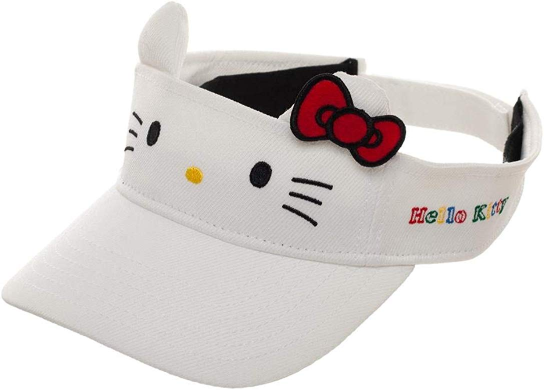 Hello Kitty Sports Womens Premier Collection Script Hat