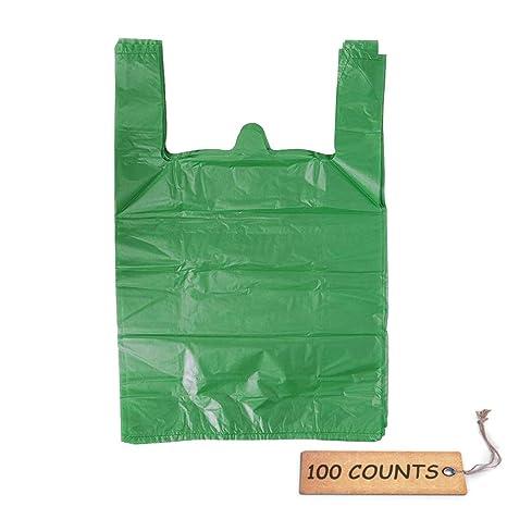 Amazon.com: Comicfs - Bolsas de plástico para camiseta ...