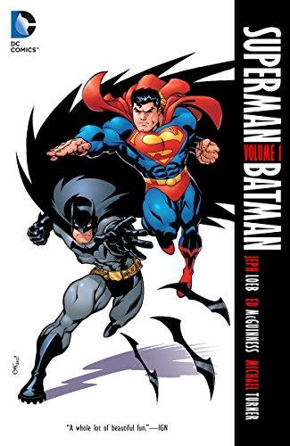 Superman Batman (Superman/Batman Vol. 1)