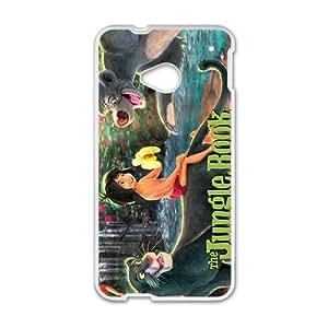 Happy The Jungle Book Case Cover For HTC M7