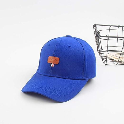 mlpnko Gorra Sombrero para el Sol Mujer Gorra de béisbol Protector ...
