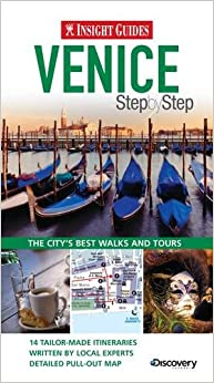 Book Insight Guides: Venice Step By Step (Insight Step by Step)