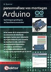 Personnalisez vos montages Arduino : Techniques pratiques et fonctions avancées