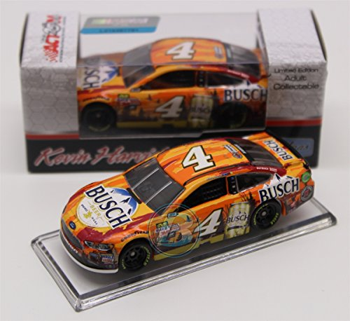 (Lionel Racing Kevin Harvick #4 Busch Beer Outdoors 2017 Ford Fusion 1 Diecast Car, 1:64 Scale)