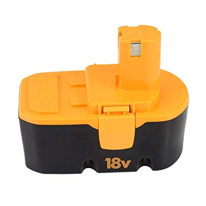 Forrat Batería de Repuesto para Ryobi 18V 3.0Ah ABP1801 ABP1803 BPP-1813 BPP-1815