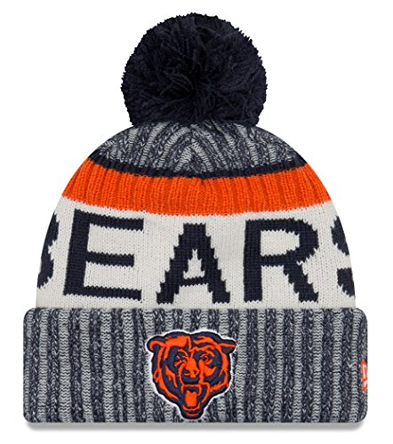 Chicago Bears New Era 2017 NFL Sideline On Field