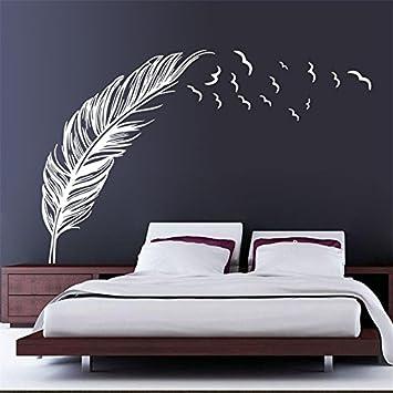 Pegatina de pared vinilo adhesivo mural decorativo para cuartos ...
