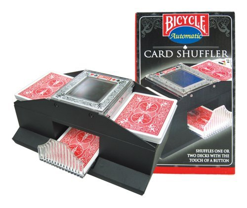 Bicycle 1005808 Bicycle® Card Shuffler (2-Pack) (2 Pack Deck)