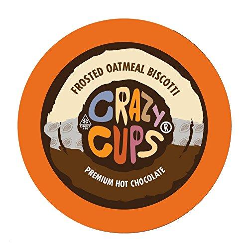 Crazy Cups Seasonal Chocolate Biscotti