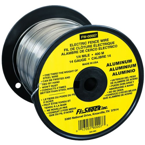 aluminum electric fence wire - 8